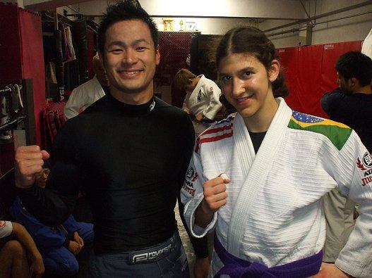 mihara san and I 1.28.13