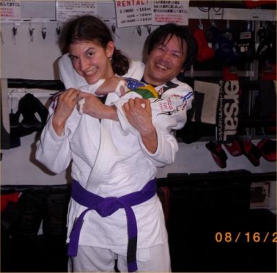 Goto and Roxy BJJ1