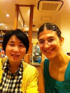midori and roxy2 2013