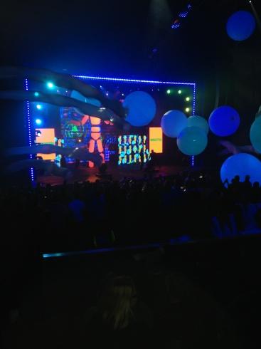 blueman concert1