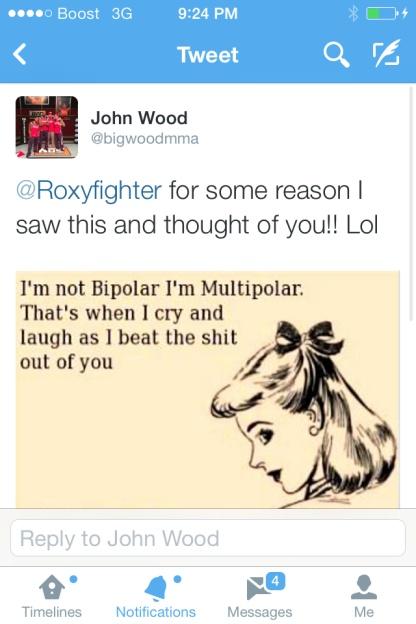 john bipolar tweet