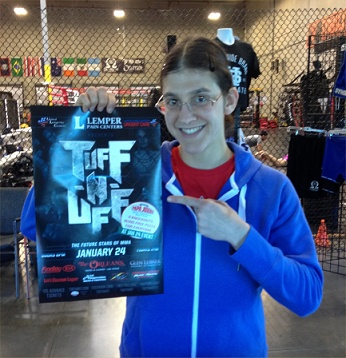 tuffnuff poster and roxy