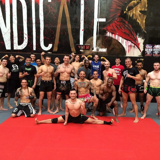 sparring 2.11.14