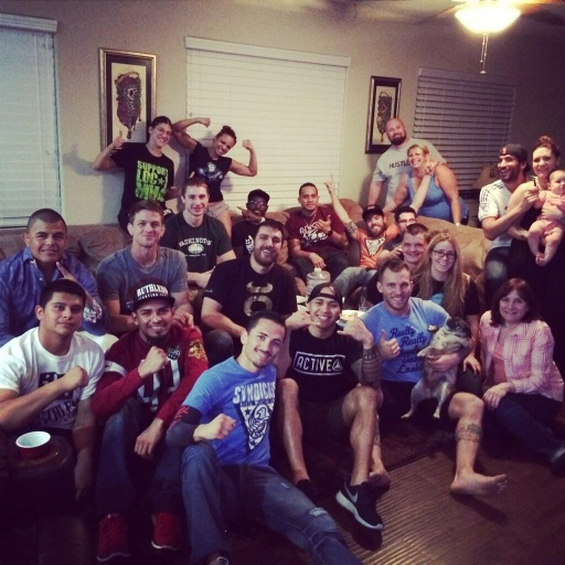 crew over johns for ufc 3.15.14 -2