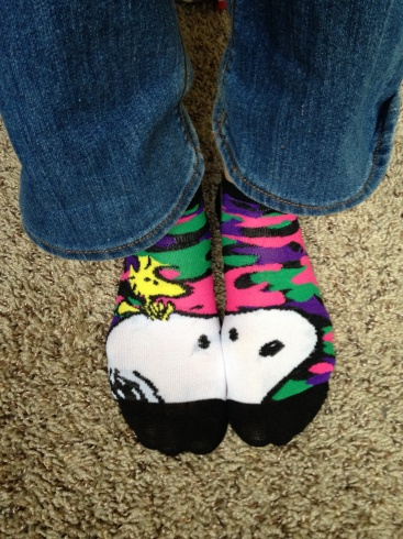 snoopy socks from patrick
