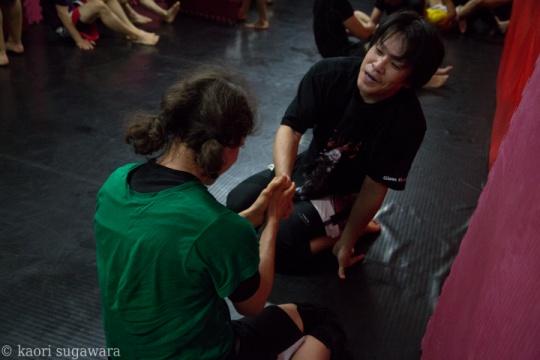 kaori sugawara and g san