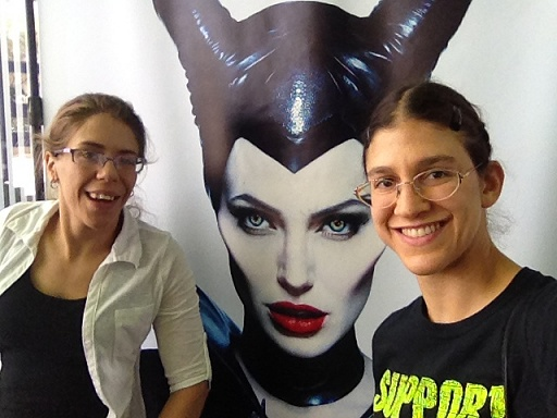 maleficent with serena