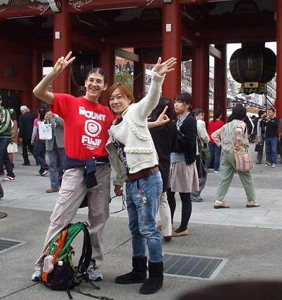 roxy and megumi at asakusa smaller