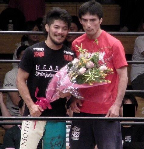 oosawa san and kadowaki