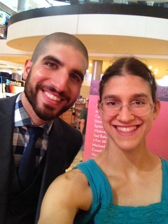 roxy and ariel helwani