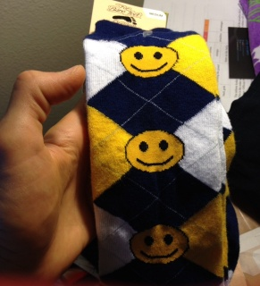 happy socks from candy