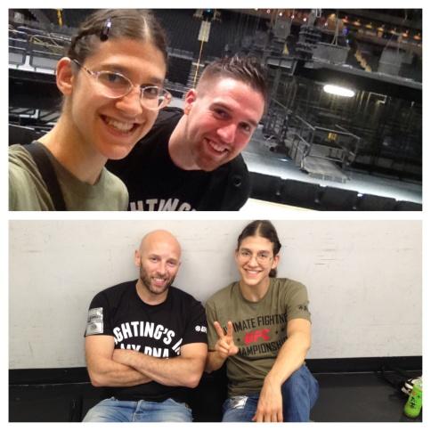 guys at arena
