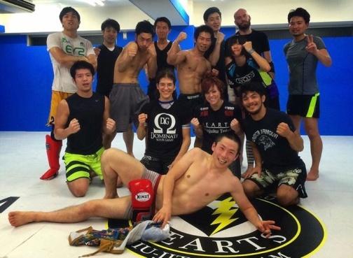 osawa class kickboxing