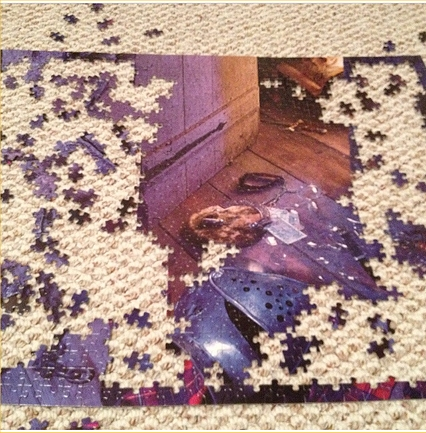 puzzle at the end