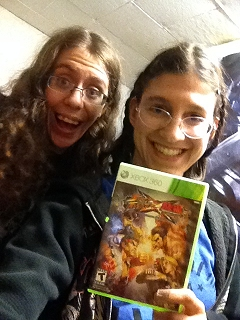 video games with serena