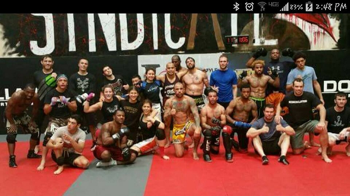 saturday sparring group march 21 -2