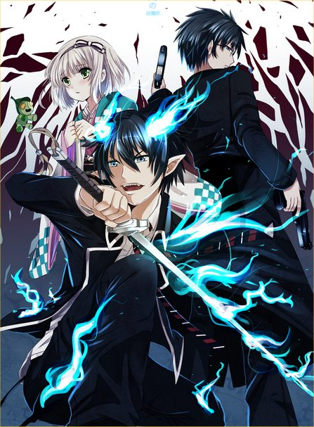 blue exorcist pic