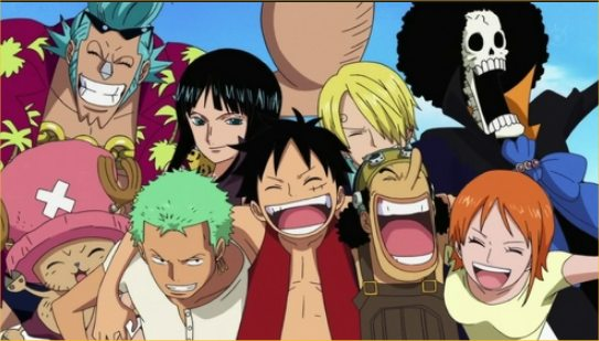 one piece friendship pic