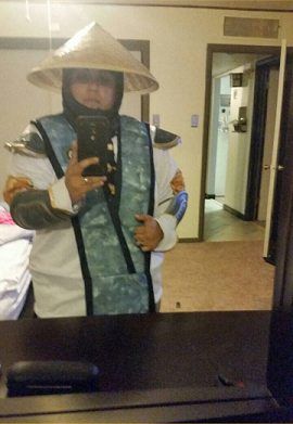 candy as raiden