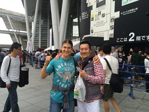 roxy and tsuru ufc 2
