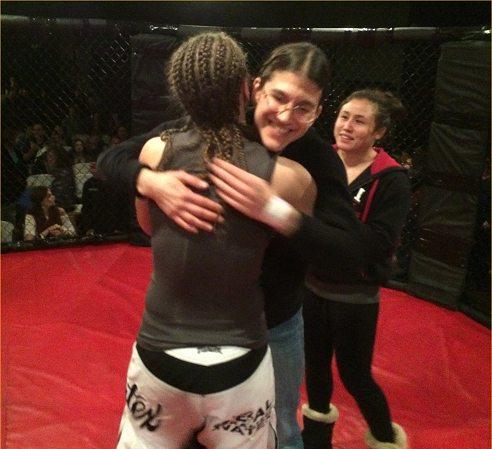 serena hugging roxy utah