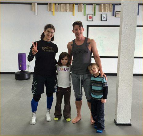 roxy and kids 1