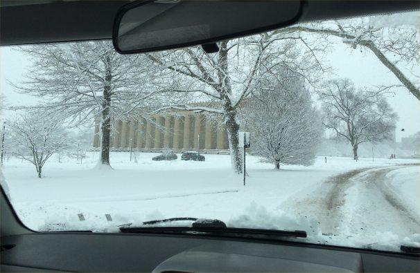 snowy car ride 2