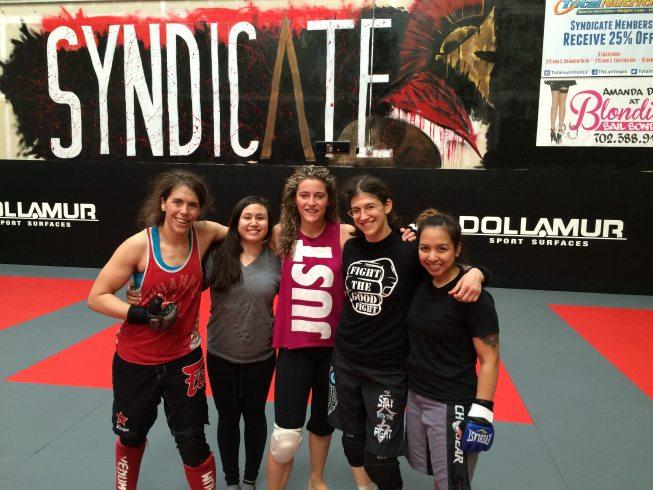 girls at syndicate