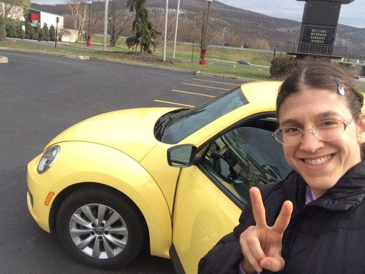 roxy yellow buggy