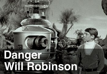 danger will robbinson