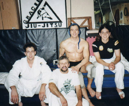 2001 Royce Association BJJ club. Adams.MA