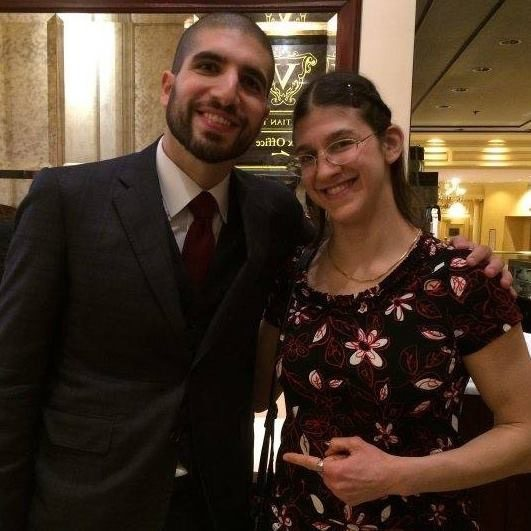 ariel helwani pic at mma awards