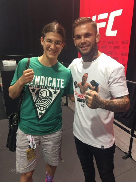 cody garbrandt roxy