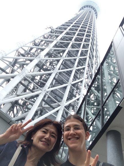 mami skytree view