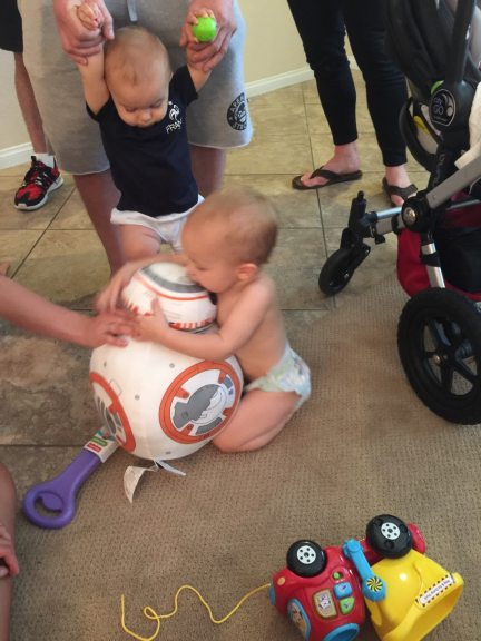 mav and bb8