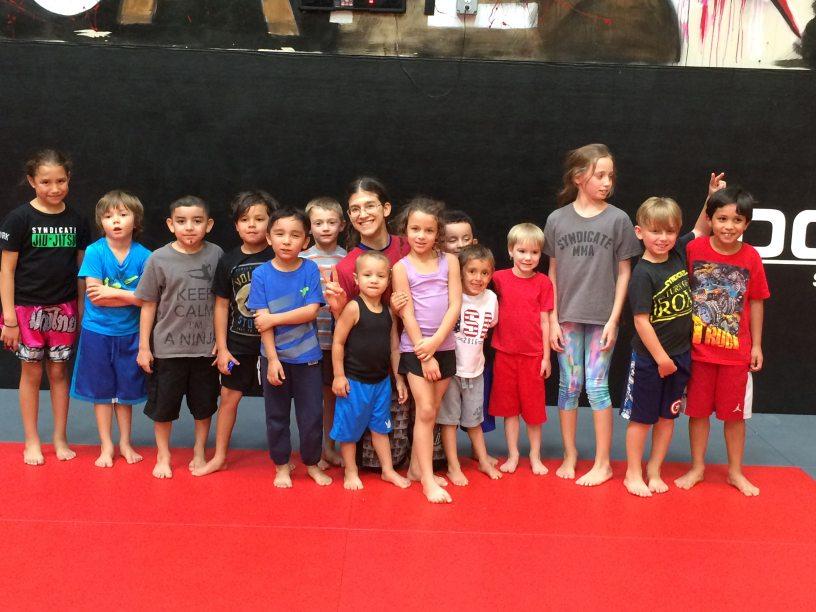 kids class august 2016