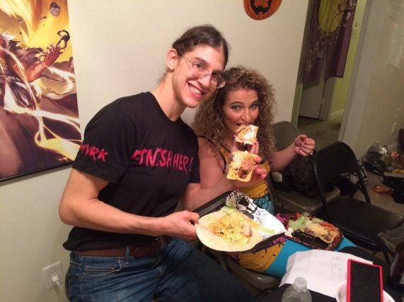 roxy-hannah-taco-party