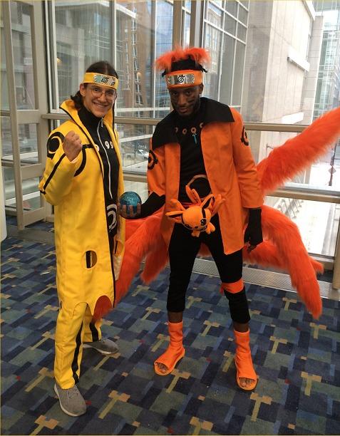Naruto Costumes Roxanne Modafferi